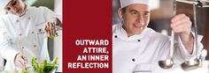 We offer an extraordinary selection of finely crafted and stylish aprons, chef coats, jackets, pants, hats, and even footwear.