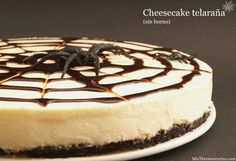 Cheesecake telaraña - Misthermorecetas.com