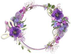ผลการค้นหารูปภาพสำหรับ frame flower vector png