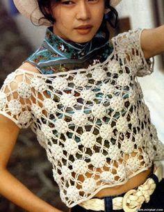 Tejidos realizados con amor para ti ...: Crochet
