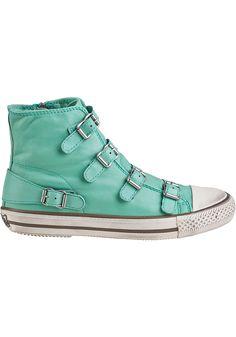 Ash - Virgin Sneaker Mint Leather