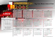 Kalender 2015 Indonesia - Design_08_Blends