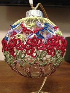 Knot Enough: Meadow Song Ball