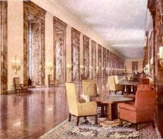 New Reich Chancellery German Architecture, Historical Architecture, War Photography, Color Photography, Berlin Photos, Germany And Italy, 17th Century Art, The Third Reich, Germany