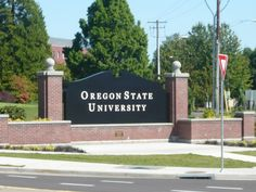 オレゴン州立大学 コーバリス