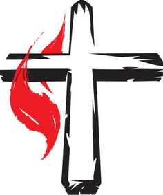 noblesville first united methodist church wesley cross flame rh pinterest co uk  methodist cross and flame clipart