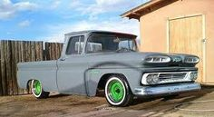 sweet 64 rat rod truck