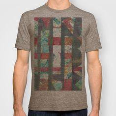 Gel Print 4 T-shirt by Rachel Winkelman - $18.00