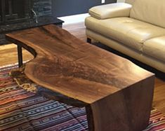 Live Edge Coffee Table, Wood Coffee Table, Live Edge Dining Table, Live Edge Bench, Coffee Tables, Sofa Tables #ad