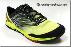 """Merrell Ascend Glove.  Zero drop trail shoe with """"cushion"""". Waterproof and non waterproof versions."""