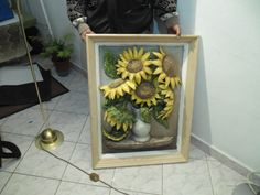 Adam, holding the sunflower vase painting. Oil Painting On Canvas, Oil Paintings, Sunflower Vase, Cool Artwork, Art Forms, Traditional, Create, Amazing, Oil On Canvas