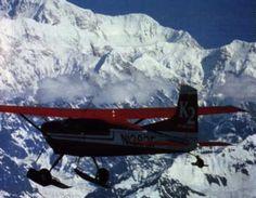 Scenic Flight from Talkeetna, Alaska