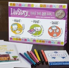 Lulu Jr - Publishing for kids such a cool idea for your kids work!