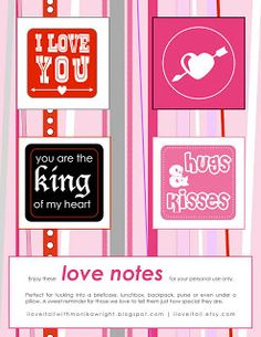 love notes :: a free download