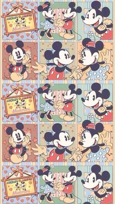 Wallpaper phone disney vintage mickey mouse mice 23 new ideas Disney Mickey Mouse, Mickey Mouse Vintage, Mickey Mouse Kunst, Mickey Mouse Y Amigos, Retro Disney, Mickey Mouse And Friends, Disney Art, Minnie Mouse, Punk Disney