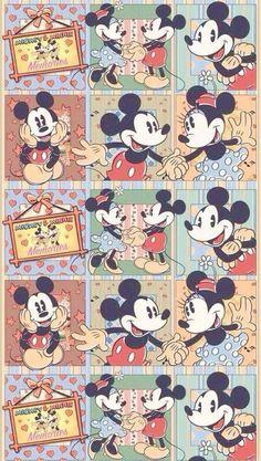 Wallpaper phone disney vintage mickey mouse mice 23 new ideas Disney Mickey Mouse, Mickey Mouse Vintage, Arte Do Mickey Mouse, Mickey Mouse Y Amigos, Retro Disney, Mickey Mouse And Friends, Disney Art, Minnie Mouse, Punk Disney