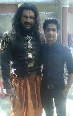 Akram Khan with prag tiyagi