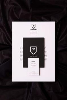 ROKKEBERG branding design