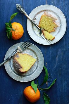 So pretty! I want to try it out with some Clementines! Coconut and Citrus Cake