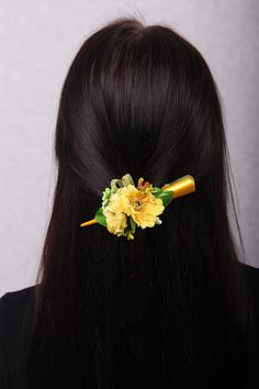 Pigtail Hairstyles, Bobby Pin Hairstyles, Headband Hairstyles, Braided Hairstyles, Flower Hair Clips, Flowers In Hair, Hair Scarf Styles, Hair Rings, Hair Decorations