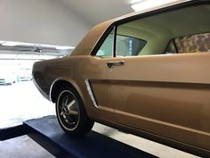 The body panels & undercarriage is all original to this car. If your a ranchero fan then this car is for you. You couldn't build this car for the reserve price. This is your chance to own this sweet ride. 1964 Ford, Mustangs, Ford Mustang, Product Launch, York, Ebay, Ford Mustangs, Mustang