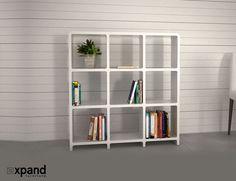 Storage Bookcase 3030