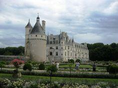 Шенонсо. Франция