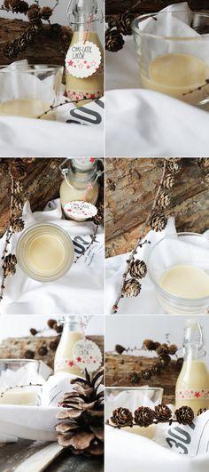 Chai-Latte-Likör *hicks | 400 ml Chai-Sirup (das Rezept ist seit dem letzen Jahr DER Renner) 200 ml Qualitäts- #Vodka 200 ml #Kaffeesahne