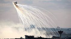 Video shows what White Phosphorus used by USA does to ISIS, other people