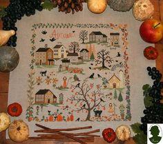 by Sara Guermani - An Italian Designer http://ilsitodisara-blog.blogspot.com