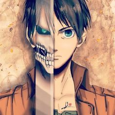 I got: Eren You love his fiery personality and the way he will protect you at any means. Plus he is part flipping TITAN! But that's not important. He is the right boy for you and the one you love with all of your heart.  What the boys think of you:  Eren: She's is the only girl for me. I love her.  Armin: She makes Eren awfully happy.  Levi: Brat, but I guess she is ok  Jean: Why does she like Eren? I...