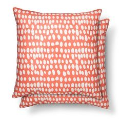 2 Pack Throw Pillow Dots - Room Essentials™ : Target