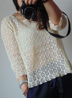 Cómo atar un jersey de pullover