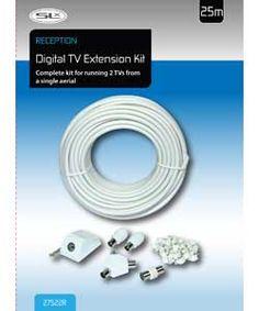 Tv Aerial: Argos Tv Aerial Cable