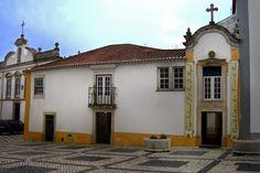 Casa Senhorial D. Miguel, e Igreja da Misericórdia em Rio Maior | Portugal