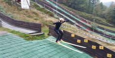 Skispringen-Tageskurs in Lauscha, Raum Erfurt in Thüringen #Wintersport #Schnee #skifahren