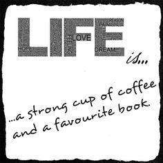 Coffee reads
