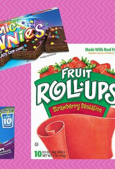19 Rad Recipes Every '90s Snack Junkie Will Appreciate- Pinning this for later.