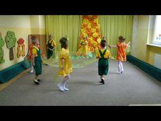 """Taniec z materiałem i kwiatami- """"Wiosenne rytmy""""- Przedszkole nr 10 w Lęborku - YouTube Youtube, Kids, Young Children, Boys, Children, Youtubers, Boy Babies, Child, Youtube Movies"""