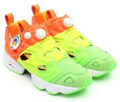 30bd5a89787a Reebok x Sneakersnstuff PUMP FURY Nike Free Shoes