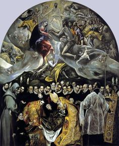 El Greco es un pintor asombroso!!! I love Spanish painters, He's just one of my favorite. I'd like to see this massive painting.