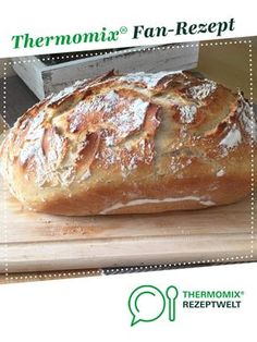 Spelled yogurt bread from A Thermomix ® recipe for .- Dinkel-Joghurt Brot von Ein Thermomix ® Rezept aus der Kategorie Br… Spelled yogurt bread from A Thermomix ® recipe from the Bread & Buns category www.de, the Thermomix ® community. Pizza Recipes, Bread Recipes, Low Carb Recipes, Baking Recipes, Recipes Dinner, Summer Recipes, Holiday Recipes, Easter Recipes, Yogurt Bread