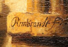 Imagine simply signing your work with 'Mary' or 'John'. Rembrandt Etchings, Rembrandt Portrait, Rembrandt Drawings, Museum Of Fine Arts, Art Museum, Les Aliens, Baroque Painting, Dutch Golden Age, Johannes Vermeer