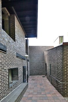 A&EB 14. Sigurd Lewerentz > Sankt Petri, Klippan | HIC Arquitectura