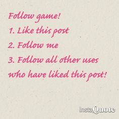 {Follow Game!} A great way to get new followers. Simply like the post then follow everyone that already has! Anthropologie Sweaters