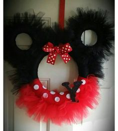 minnie mouse http://thewhoot.com.au/whoot-news/crafty-corner/minnie-mouse-tutus