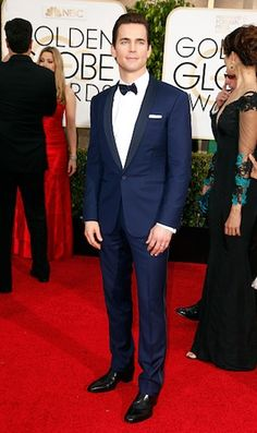Best Dressed Men at the 2015 Golden Globes