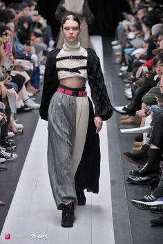 FASHION JAPAN: FACETASM A/W 2015 (Japan Fashion Week)