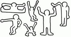 Sint Maarten: Lampion & Keith Haring