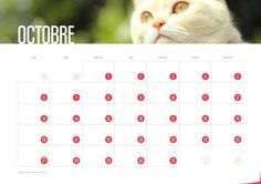 Chat Web, Cat Calendar, Fiction, Periodic Table, Art, Calendar, Art Background, Periodic Table Chart, Periotic Table
